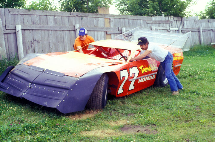 Joe Kosiski Race Car