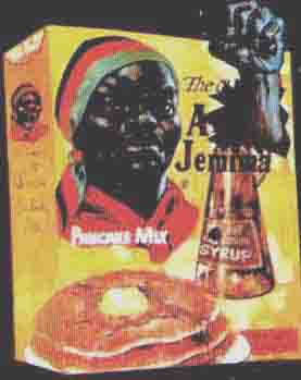 Aunt Jemima Revisited Beautiful Also Are The Souls Of